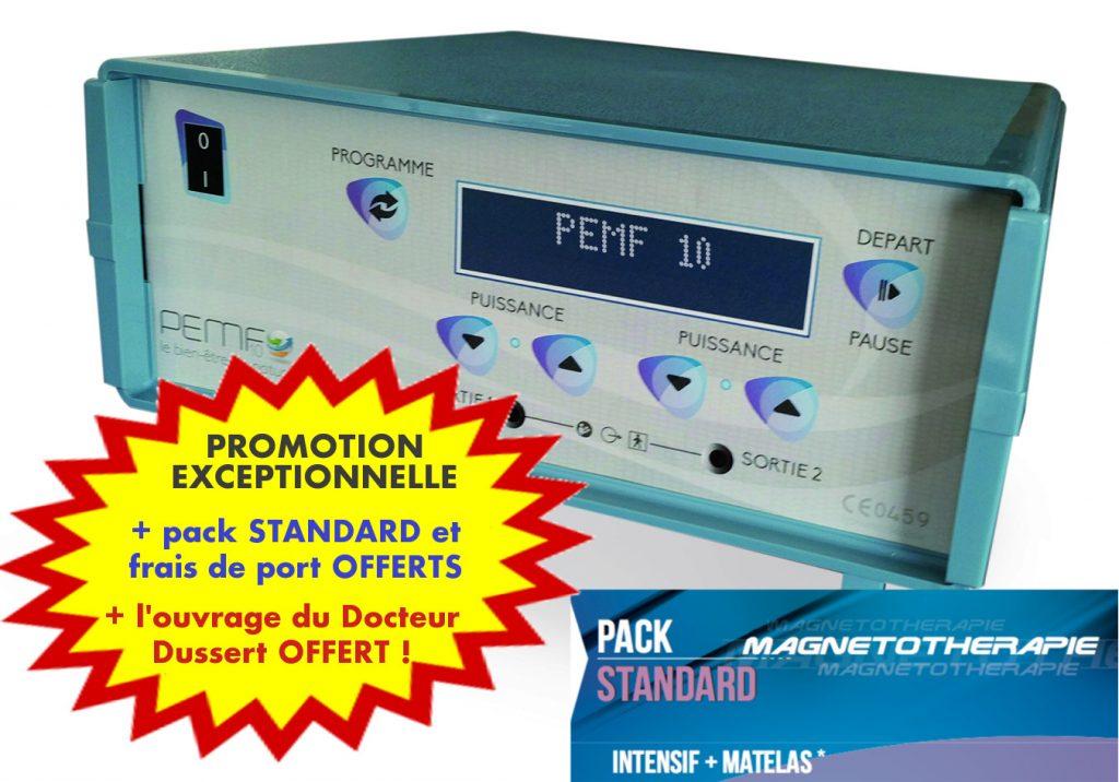 Offre appareil Vitalys PEMF