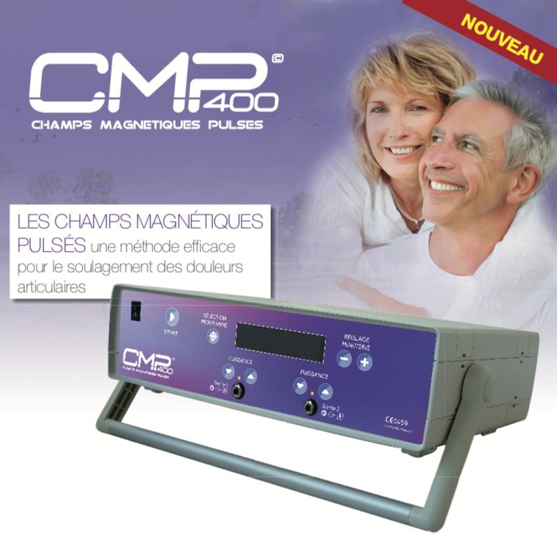 Appareil CMP400 champs magnétiques pulsés